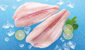 LIGHT PINK WELL-TRIMMED PANGASIUS FILLET
