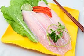 Pink Fish Fillet Pangasius